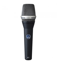 AKG D7 Premium Dynamic Vocal Microphone