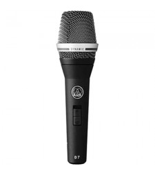 AKG D7-S Premium Dynamic Vocal Microphone
