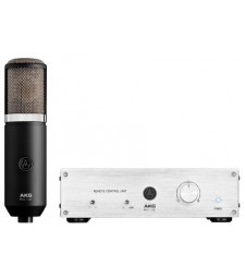 AKG P820 Tube High-Performance Studio Condenser Microphone