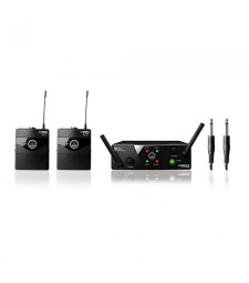 AKG WMS40 Mini Dual Instrument Wireless System