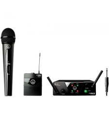 AKG WMS40 Mini Vocal & Instrument Wireless System