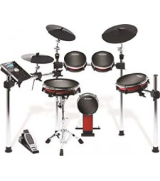 Alesis Crimson Mesh 5-Piece Electronic Drum Kit