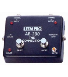 LEEM AB200 BOX PRO DELUXE DOUBLE SWITCHING BOX