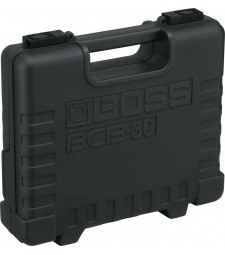 BOSS BCB-30 PEDAL BOARD CASE (HOLDS UP TO 3 PEDALS) bcb30