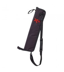 Xtreme CTB10BK Ultra-Compact Drum Stick + Mallet Bag