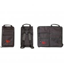 Xtreme CTB30 Premium Large Drum Stick Bag With Shoulder Straps