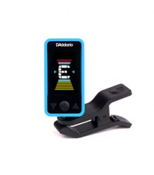D'Addario Eclipse Chromatic Clip-On Tuner (Blue)