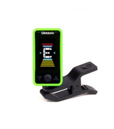 D'Addario Eclipse Chromatic Clip-On Tuner (Green)