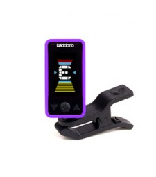 D'Addario Eclipse Chromatic Clip-On Tuner (Purple)