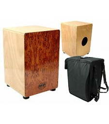 MANO PERCUSSION CAJON rhythm box internal snare wires with case included mp