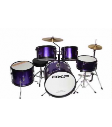 DXP 5 PIECE JUNIOR DRUMKIT