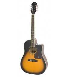Epiphone AJ-220SCE Acoustic Electric Guitar