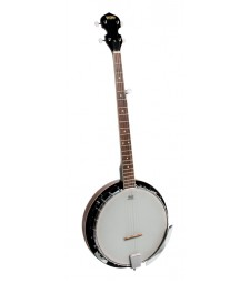 BRYDEN 5-String 24-Bracket Banjo - Left Hand