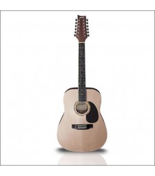 ASHTON 12-STRING ACOUSTIC GUITAR