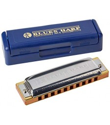 Hohner Blues Harp Harmonica - Key Of A