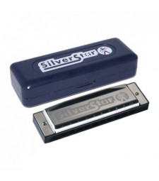 Hohner Silverstar Harmonica - Key Of A