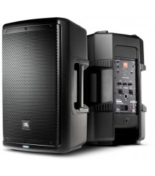 "JBL EON610 10"" Two-Way Multipurpose Self-Powered Sound Reinforcement Speaker"