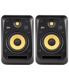 "KRK V6 Series 4 6"" Powered Reference Monitors (Pair)"