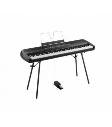 Korg SP280 88-Key Digital Piano + Free Stand And Pedal