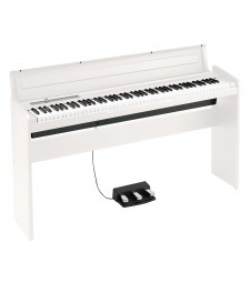 Korg LP-180 Digital Piano (88-Key) w/Stand + Pedals