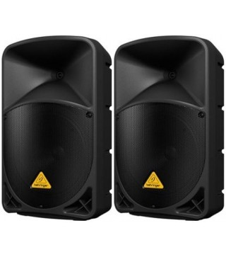 2x Behringer B112MP3 Active 1000w with MP3 Player FREE SHIPPING AUS WIDE