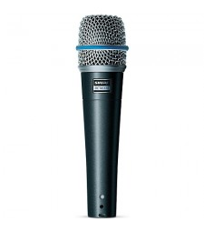 Shure Beta57A Professional Dynamic Instrument Microphone