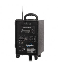 Soundart PWA-50-D Rechargeable PA With CD/DVD/MP3 Player