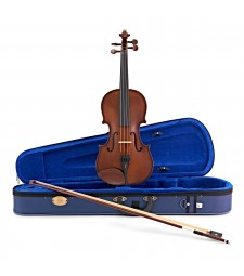Stentor 1/2 Size Student 1 Violin Outfit + Case & Bow