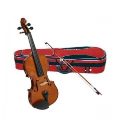 Stentor 1/2 Size Student 2 Violin Outfit + Case & Bow