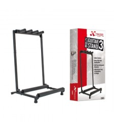 Xtreme GS803 3-Rack Guitar Stand