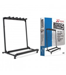 Xtreme GS805 5-Rack Guitar Stand