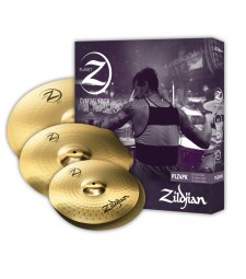 "Zildjian Planet Z Cymbal Set 14"" Hit-Hats 16"" Crash 20"" Ride"