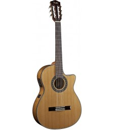 Fender CN-240SCE THINLINE CLASSICAL, SOLID TOP