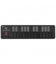 Korg nanoKEY2 Slim-line USB-MIDI Controller dj studio