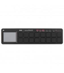 Korg nanoPAD2 nanopad Slim-line USB-MIDI Controller dj studio