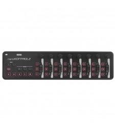 KORG nanoKONTROL2 nanokontrol Slim-line USB-MIDI Controller dj studio